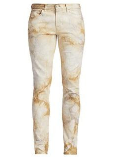 Hudson Jeans Zack Tie-Dye Skinny Jeans