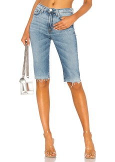 Hudson Jeans Zoeey High Rise Cut Off