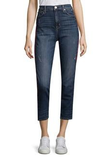 Hudson Jeans Zoey Side Stripe Jeans