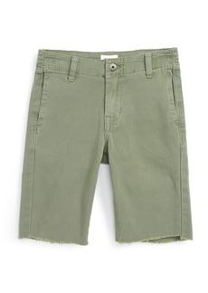 Hudson Kids Beach Daze Raw Hem Shorts (Toddler Boys & Little Boys)