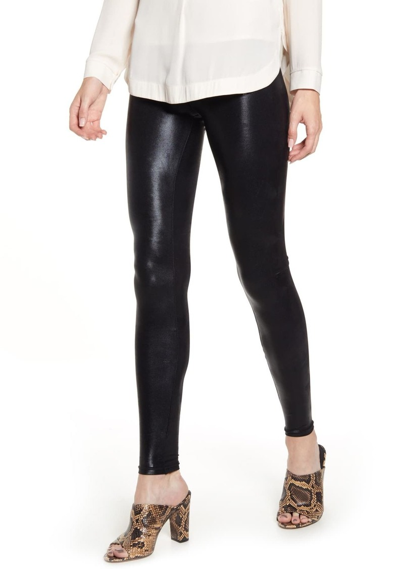 Hue Body Gloss Leggings