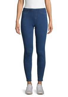 Hue Classic Denim Leggings
