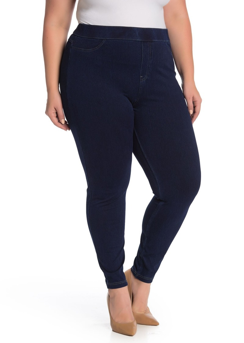 Hue Denim Leggings (Plus Size)