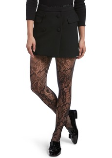 HUE + Blooming Net Tights