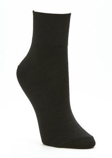 HUE + Cotton Low-Cut Ankle Body Socks