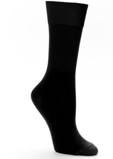 HUE + Ultra-Smooth Crew Socks
