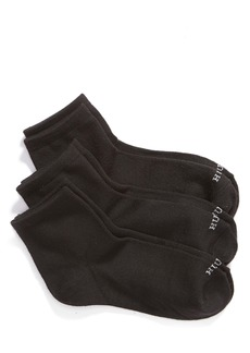 Hue 3-Pack Supersoft Crop Socks
