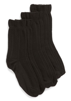 Hue 3-Pack Supersoft Pebblestitch Boot Socks