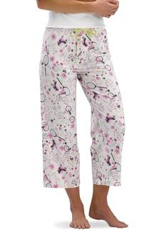 Hue Backyard Capri Pajama Pants
