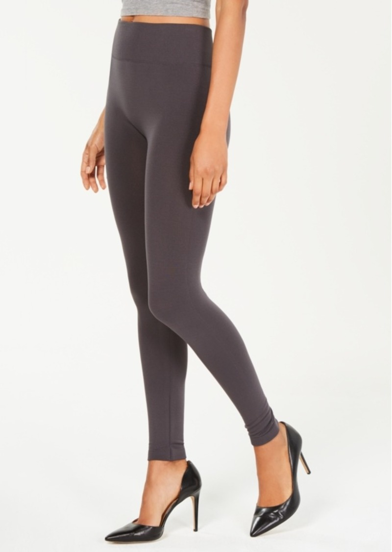 Hue Brushed Fleece Lined Seamless Leggings