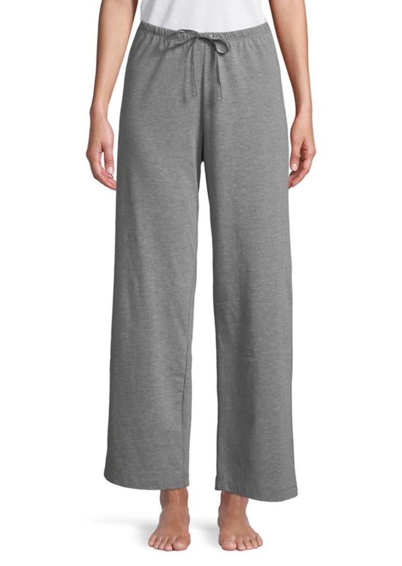 Hue Classic-Fit Cotton Pajama Pants