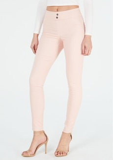 Hue Classic Smooth Denim Leggings, Created for Macy's
