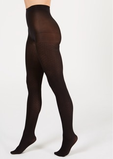 Hue Control-Top Diamond Tights