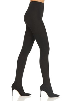 HUE Flat Knit Sweater Tights