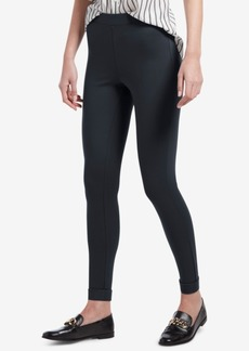 Hue Fleece-Lined High-Waist Leggings