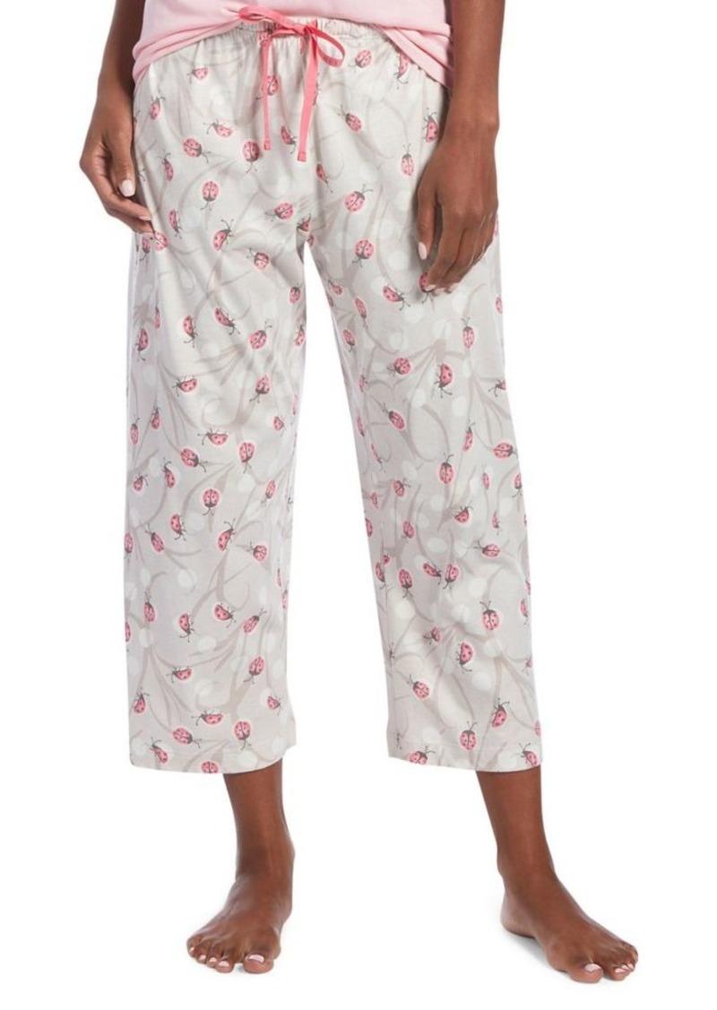 ad0b6083f9 On Sale today! Hue Hue Fly Away Ladybug Capri Pajama Pants