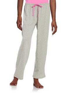 Hue Heart Patterned Pajama Pants