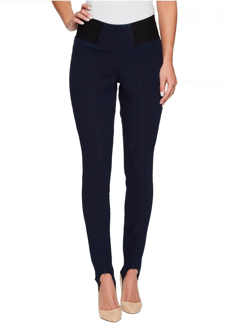 e24329e8d2c6c On Sale today! Hue HUE High Waist Denim Stirrup Leggings
