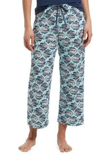 Hue Kissing Fish Capri Sleep Pants