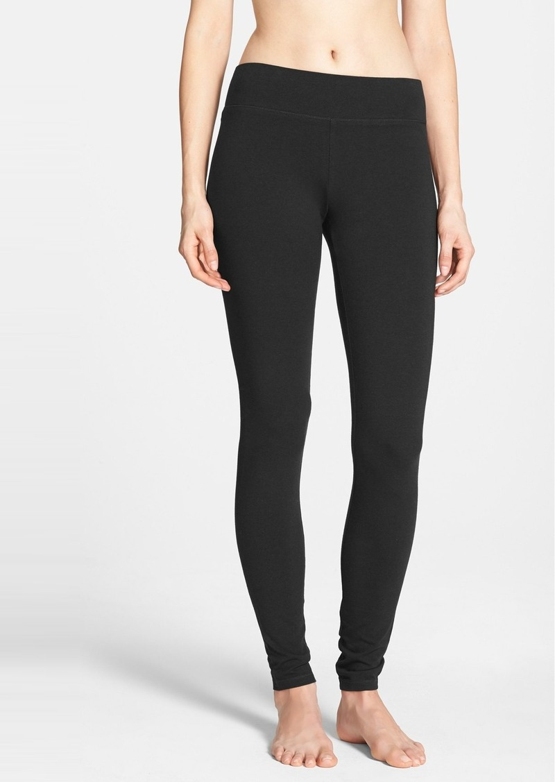 Hue Ultra Wide Waistband Leggings