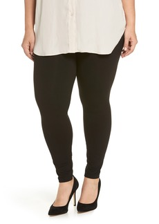 Hue High Rise Leggings (Plus Size)
