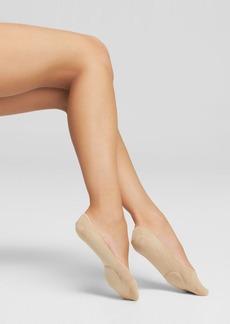 HUE Microfiber Cushioned Liner Socks