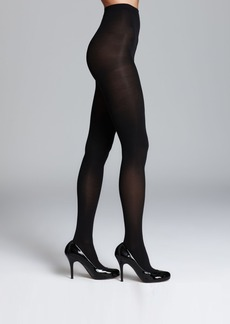 HUE Opaque Sheer to Waist Tights