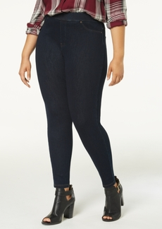 Hue Women's Original Jean Plus Leggings, Created for Macy's