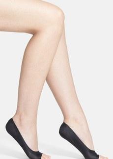 Hue Peep Toe Liner Socks (3 for $16)