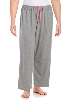 Hue Plus Mini Scribble Pajama Pants