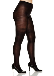 HUE Plus Opaque Tights