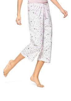 Hue Plus Printed Pajama Pants