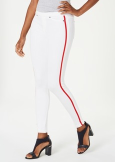 Hue Racer Stripe Original Denim Leggings