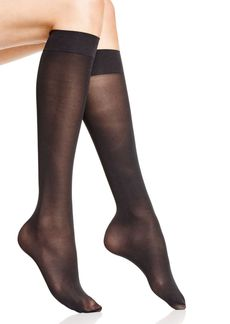 HUE Revitalizing Knee-High Socks