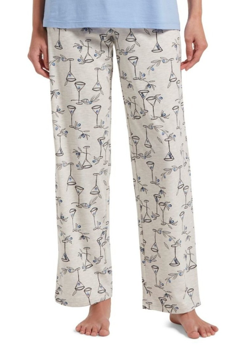 Hue Romantic Cocktail Pajama Pants