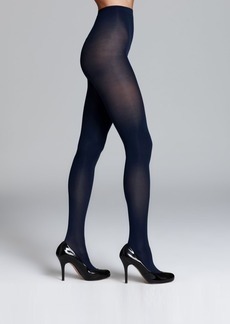 HUE Sheer to Waist Opaque Tights