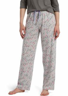 HUE Sleepwear Women's Long Pajama Sleep Pant  Extra Large