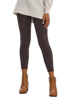 HUE Suede Finish Leggings