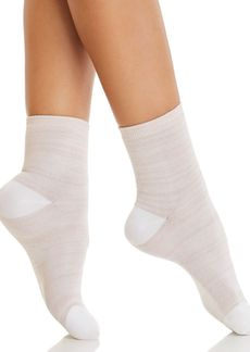 HUE Super Soft Cropped Socks