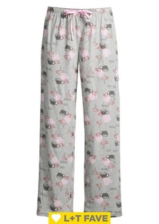 Hue Survival Juice Cotton Blend Pajama Pants