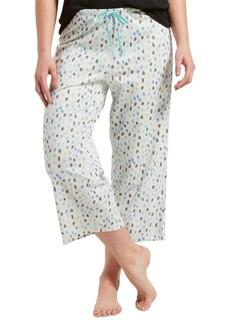Hue Teardrop Capri Pajama Pants