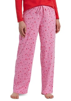 Hue Temp Tech Blinking Star Pajama Pants