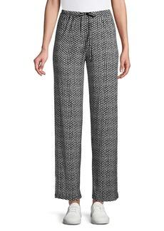 Hue Temp Tech Lunar Dot Long Pajama Pants