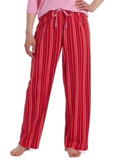 Hue Temp Tech Sprinkle Stripe Pajama Pants
