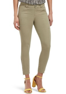 Hue Women's 3 Pocket Cargo Twill Skimmer