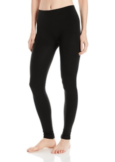 HUE Women's Brushed Seamless Leggings  Medium/Large