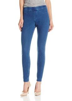 HUE Women's Curvy Fit Jeans Leggings  Large
