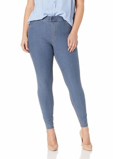 HUE Women's Essential Denim Leggings  X-Small