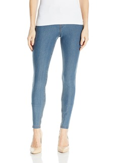 HUE Women's Essential Denim Leggings  X-Large