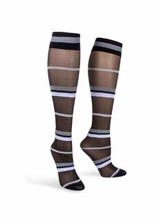 HUE Women's Fashion Knee High Socks